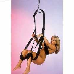 FETISH SPINNING SEX SWING