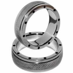 METALHARD COCK RING STEEL 45MM