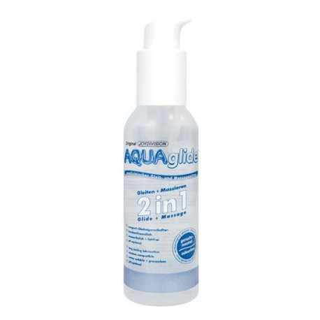 AQUAGLIDE GLIDE + MASSAGE 2 IN 1 125ML