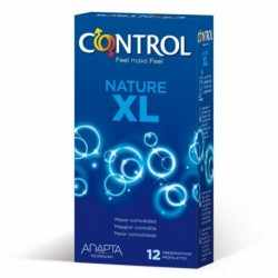 CONTROL ADAPTA NATURE XL 12 UNITS