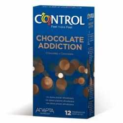 CONTROL ADAPTA CHOCOLATE ADDICTION 12 UNITS