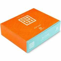 CONFORTEX CONDOM NATURE BOX 144 UNITS