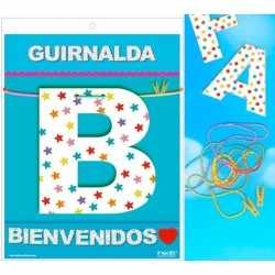Garland welcome (Cardstock 220gr)