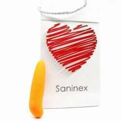 SANINEX MINI VIBRATOR MULTI spannende Frau Orange