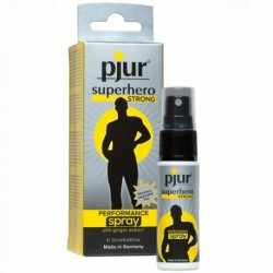 SPRAY BRANDVERTRAGENDE Pjur Superhero 20 ml