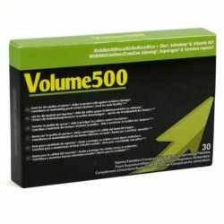 VOLUME500 pillen verhogen sperma
