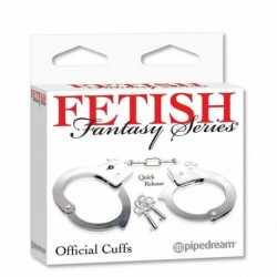 MENOTTES OFFICIELLES FETISH FANTASY