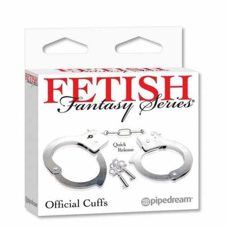 FETISH FANTASY OFFICIAL HANDCUFFS