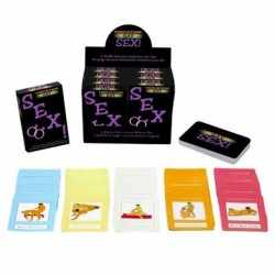 NAIPES DE SEXO GAY, GAY CARDS GAME ES / EN