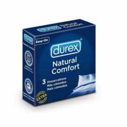 DUREX NATURAL COMFORT 3-units