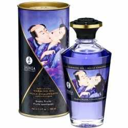 SHUNGA APHRODISIAC WARMING OIL EXOTIC FRUITS 100 ML