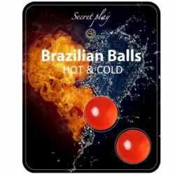 2 HOT & COLD EFFECT BRAZILIAN BALLS