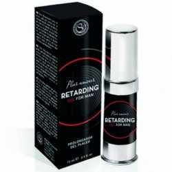 SECRET PLAY MASCULINO DELAYING GEL INFINITO PRAZER 15 ML