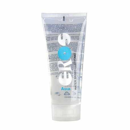 FOR MORE ENJOYABLE AND SENSITIVE USES THIS LUBRICANT OF EROS TO WATER BASE 200ML.