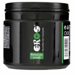FOR THE MOST RISKY PURCHASE EROS ANAL FISTING LUBRICATING GEL 500 ML RELAXING