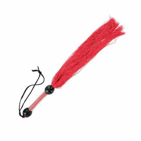 SEX MISCHIEF FUSTA MEDIUM WHIP ROJA 35CM