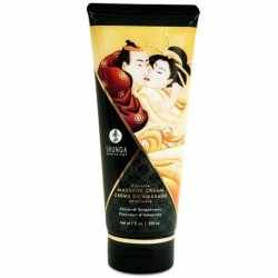 SHUNGA MASSAGE CREAM KISSABLE ALMOND SWEETNESS 200ML