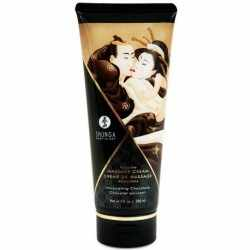 SHUNGA MASSAGE CREAM KISSABLE CHOCOLAT 200ML