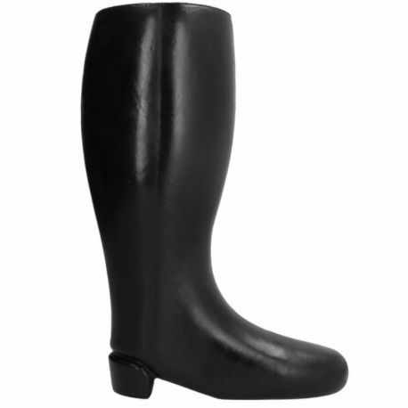 BOOT GLATT ALL SCHWARZ 31 CM