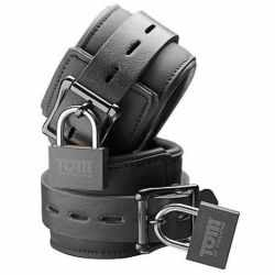 TOM OF FINLAND NEOPRENE wives with padlock
