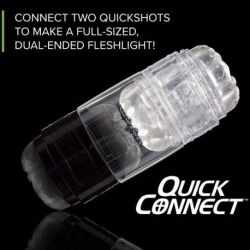 FLESHLIGHT ADAPTADOR QUICKSHOT QUICK CONNECT