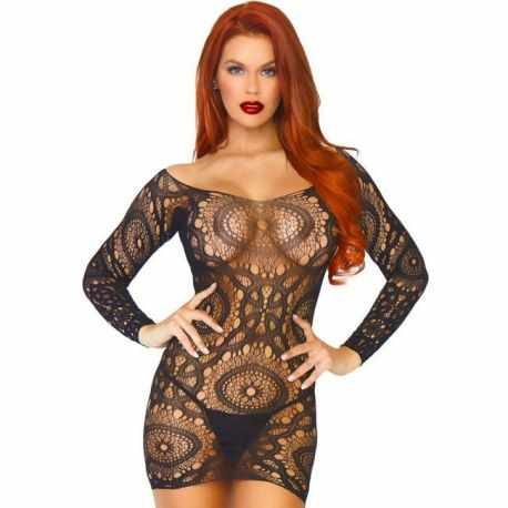 Lingerie LEG AVENUE lace mini dress of niña cambiada por otro T.U.