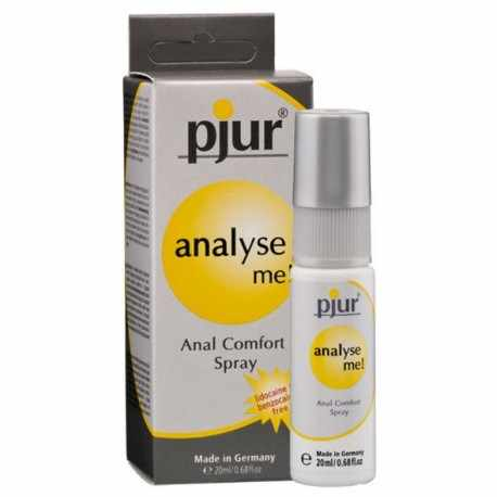 PJUR ANALYSER MOI! SPRAY CONFORT ANAL