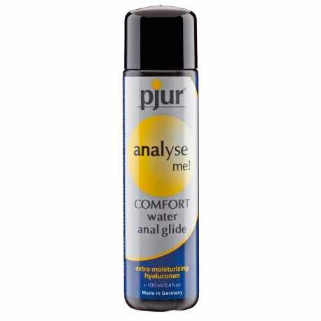 PJUR ANALYSE ME GLIJMIDDEL WATER ANAAL100 ml