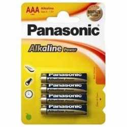 LR03/AAA BATTERIES PANASONIC POWERMAX3
