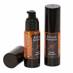 EXTASE SENSUEL HOT OIL EXTRA FRESH MANGO