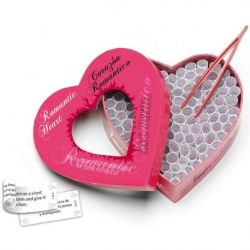ROMANTIC HEART & CORAZON ROMANTI (EN-ES)