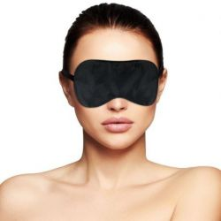 YOUR MOST EXCITING ENCOUNTERS AND MYSTERIES WITH DARKNESS BASIC MASK - BLACK MASK