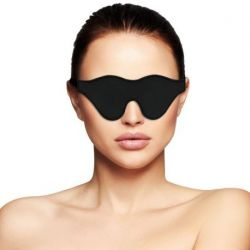 YOUR MOST EXCITING ENCOUNTERS AND MYSTERIES WITH DARKNESS MASK - BLACK MASK