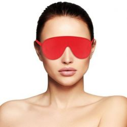 YOUR MEETINGS MORE EXCITING MYSTERIES WITH DARKNESS AND HIGH QUALITY MASK - MASK RED