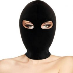 EXPERIENCE YOUR FETISH OR BDSM SIDE WITH DARKNESS BLACK MASK SUBMISSION