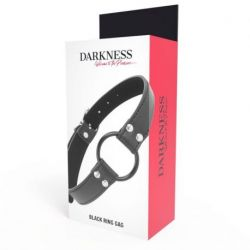 WITH YOUR SIDE ESPERIMENTA FETIHS WITH CALIPER DIAMETER 3.6CM DARKNESS RING BLACK