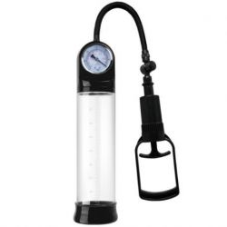 YOU GET FOR YOUR PENIS POWERFUL ERECTIONS WITH ERECTION PUMP WITH PRETTY LOVE BAROMETER