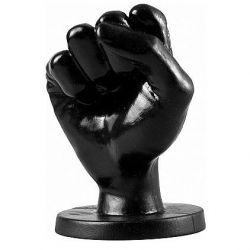ALL BLACK FIST ANAL 14CM