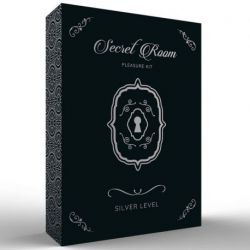 SECRETROOM PLEASURE KIT SILVER EBENE 2