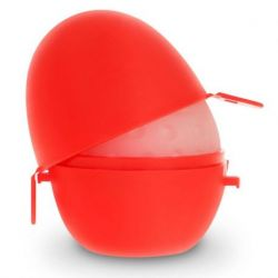 JUMYJOB DISCREET RED EGG MASTURBATOR VERSION JOY