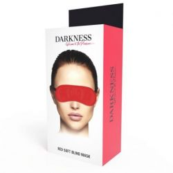 DARKNESS - RED MASK MASK
