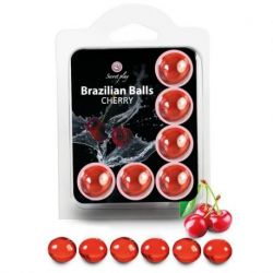 SECRETPLAY BRAZILIANS BALLS CHERRIES