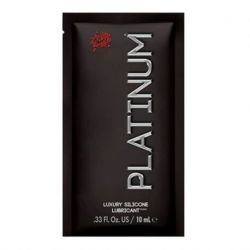 WET PLATINUM SILICONE LUBRICANT LUXURY 10ML