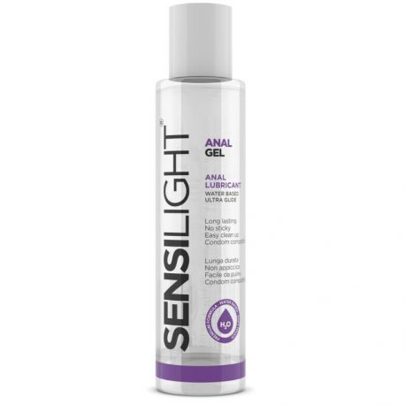 SENSILIGHT ANAL SLIDING GEL 150ML