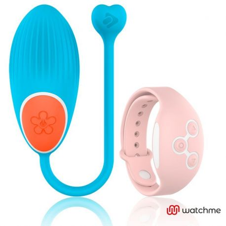 WEARWATCH REMOTE CONTROL TECHNOLOGY WATCHME BLUE / PINK