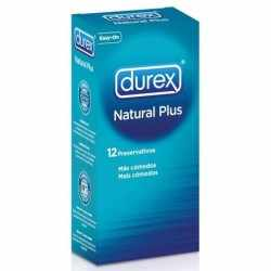 DUREX NATURAL PLUS 12 eenheden