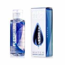 LUBRICANTE BASE AGUA FLESHLUBE 100 ML